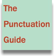 Quotation marks -- The Punctuation Guide